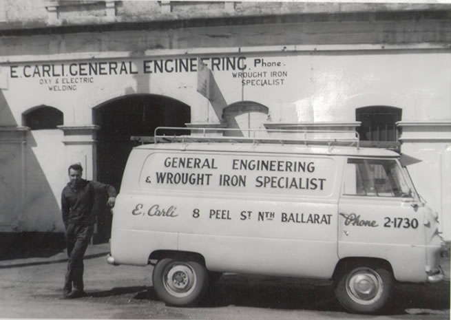 History of Carli Engineering